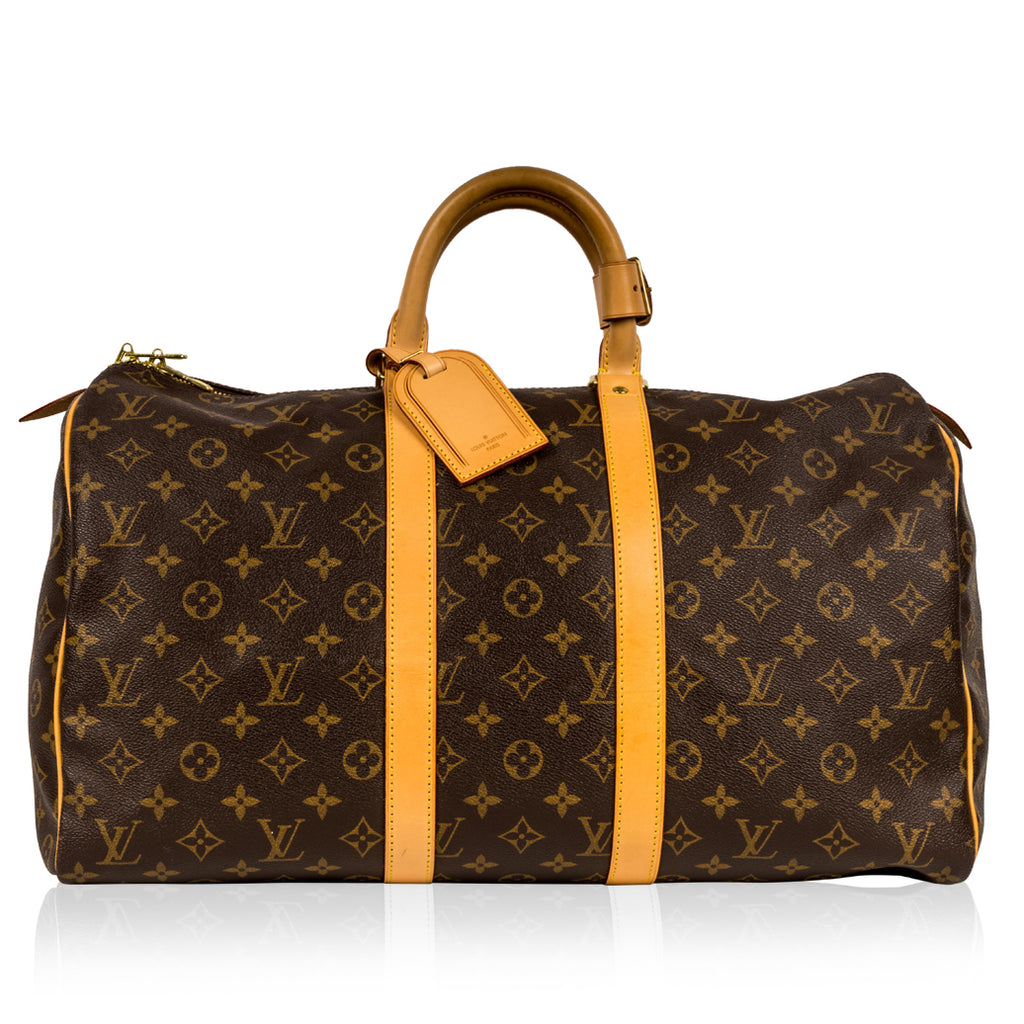 Keepall 45 - Monogram Canvas