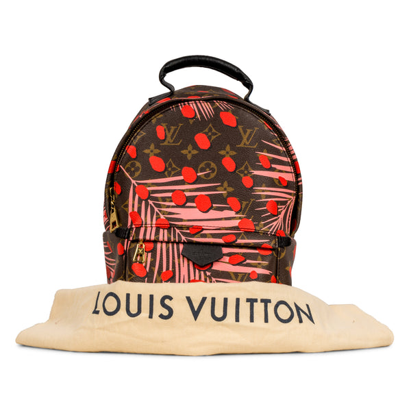 Palm Springs Backpack PM - Jungle Monogram