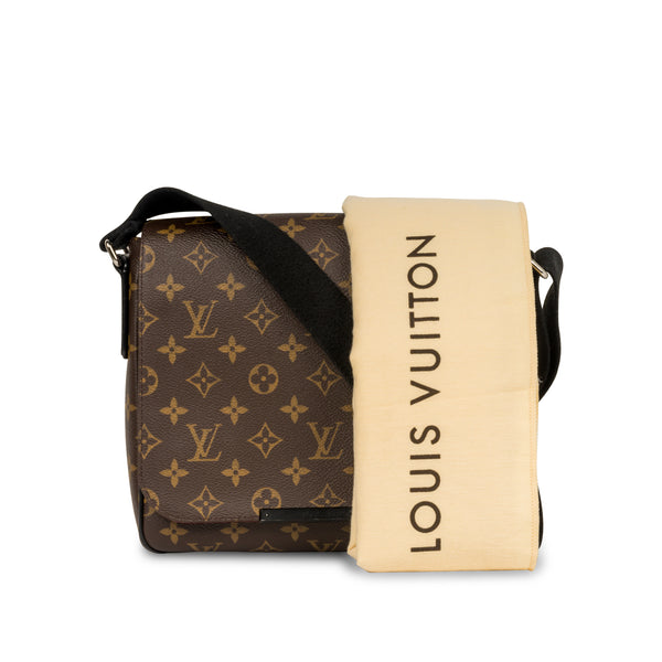 District PM - Monogram Canvas
