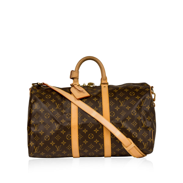 Keepall 45 Bandoulière - Monogram Canvas