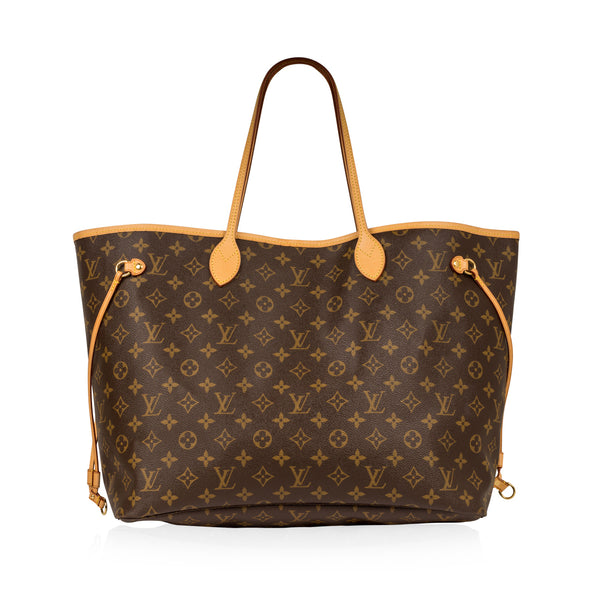 Neverfull GM - Monogram Canvas