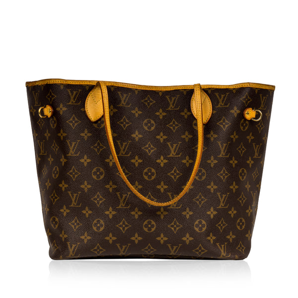 Neverfull MM - Monogram Canvas