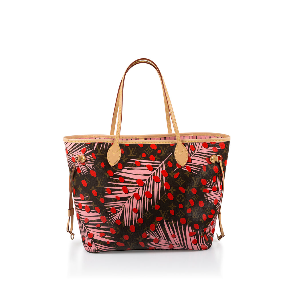 Palm Springs Jungle Neverfull