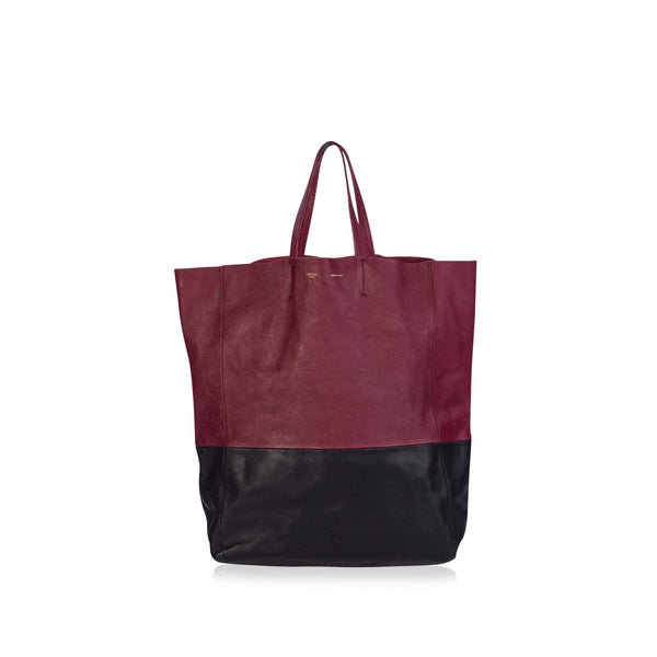 Cabas Bi-colour Shopper