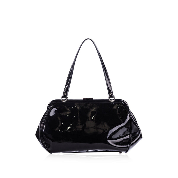 Patent Shoulder Bag