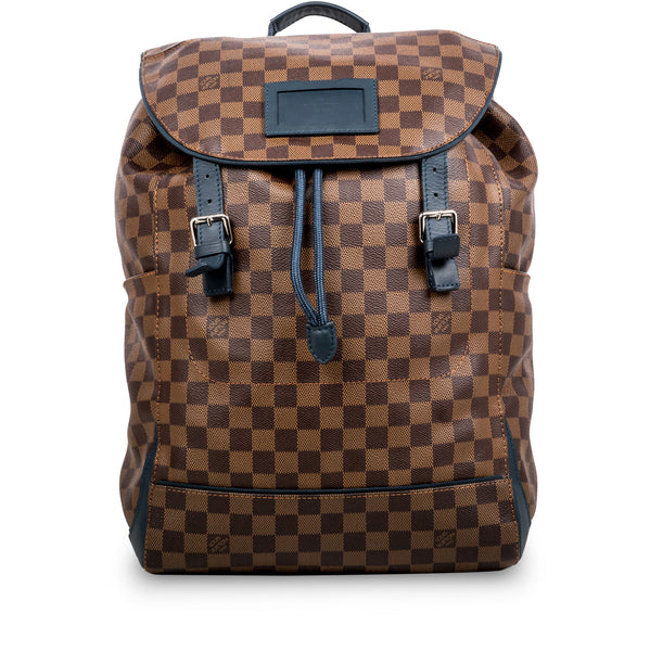 Runner Backpack - Damier Ebene