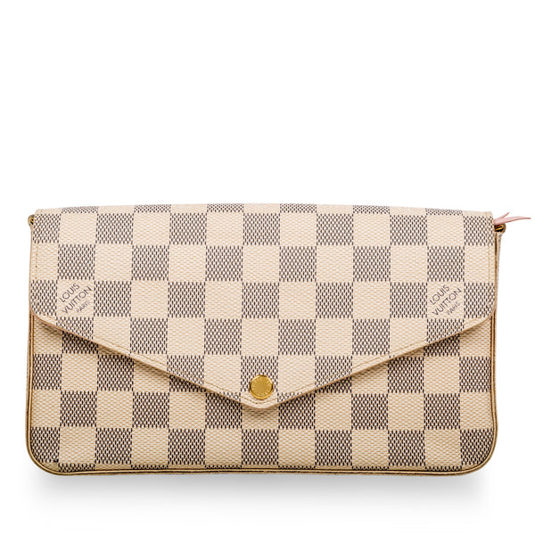 Monogram Canvas - Damier Azur