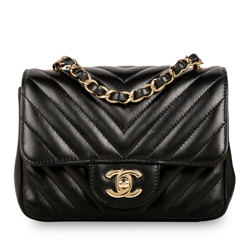 Classic Flap Bag - Mini Square