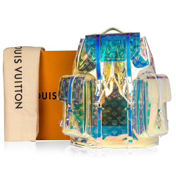 Christopher Backpack - Iridescent Prism