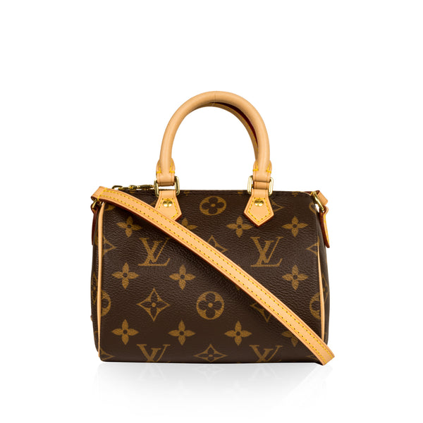 Nano Speedy - Monogram Canvas