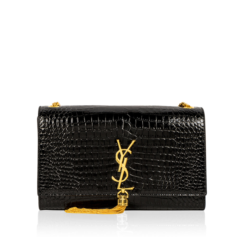 Crocodile Kate Tassel
