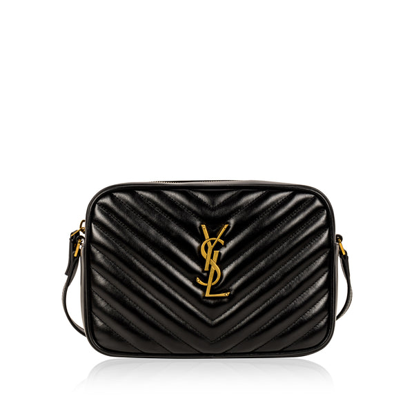 Lou Crossbody - Black