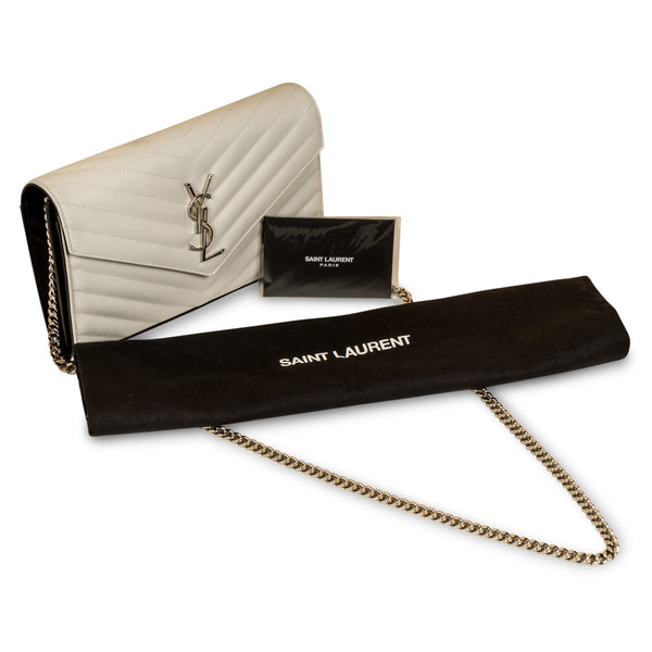 Monogram Envelope Wallet on Chain