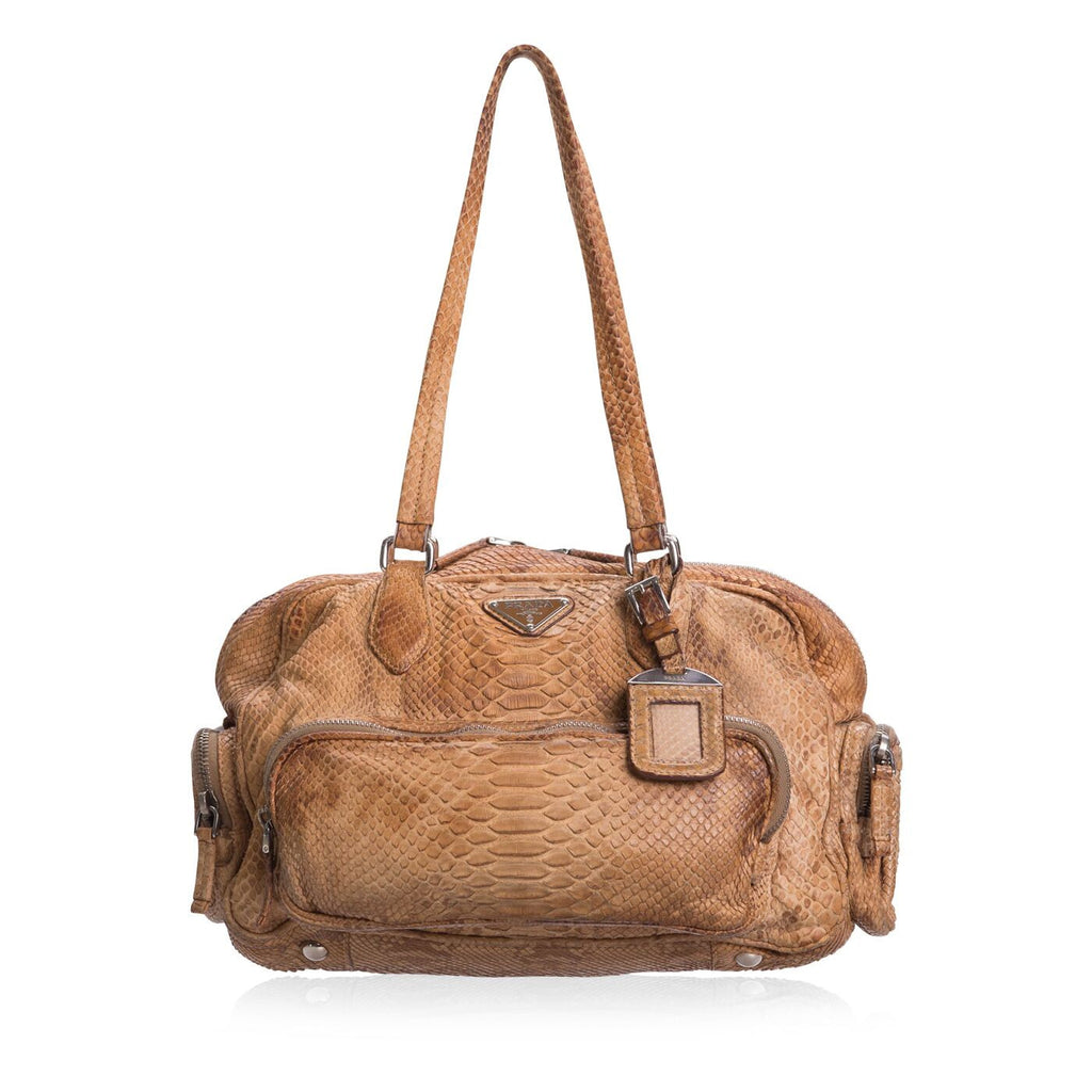 Limited Edition Python Bag