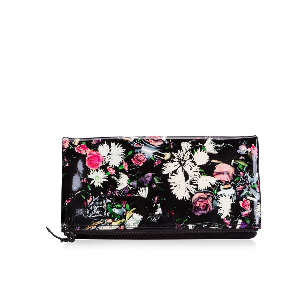 Festive Floral Clutch