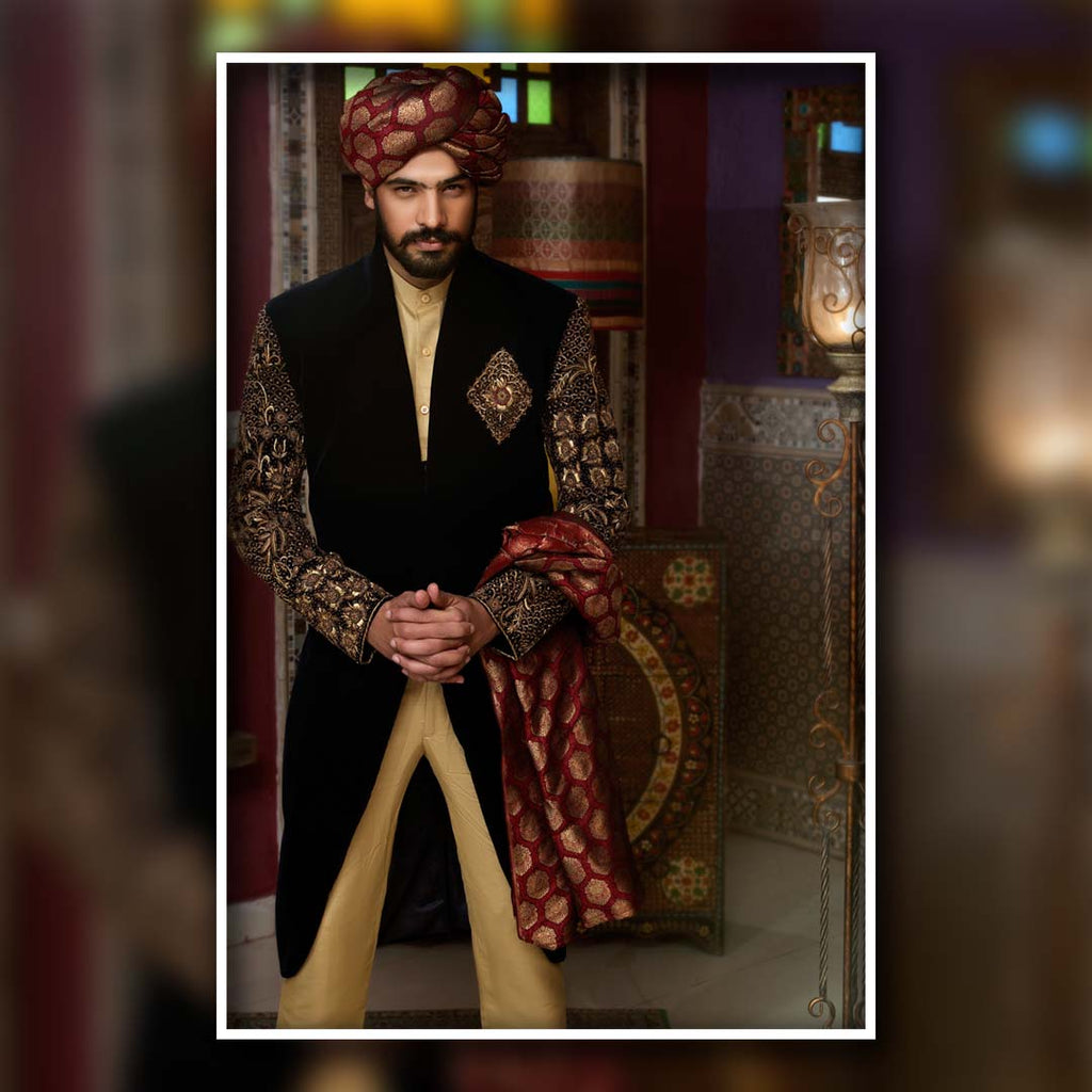 Ceremonial - Sherwani - 18