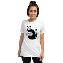 Load image into Gallery viewer, Banksy Rats You Lie T-Shirt
