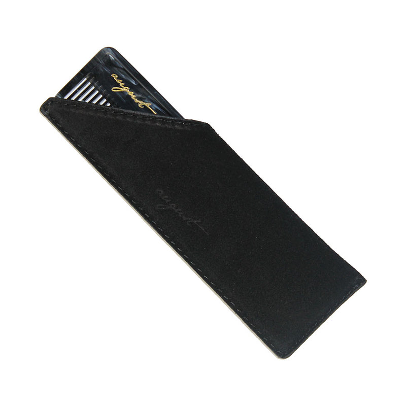 Pocket Comb in Midnight