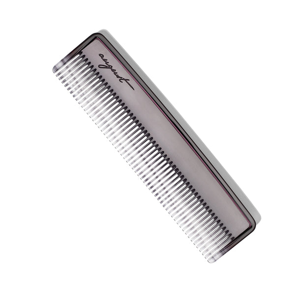 Pocket Comb in Plum