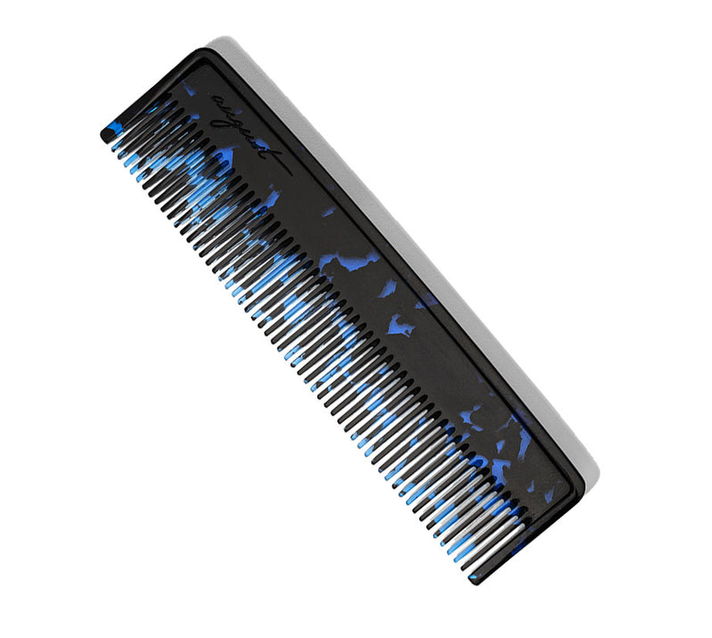 Pocket Comb in Sapphire