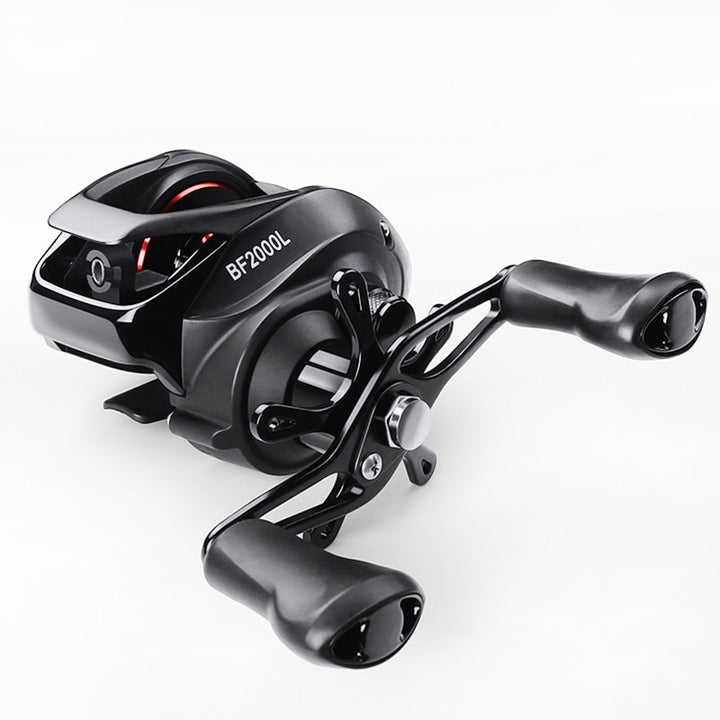 Details about  /Fishing Reel Magnetic Brake Ice Fishing Reel Low Profile Magnetic Brake System