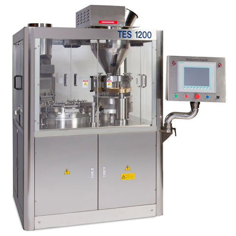 TES-1200 Automatic Capsule Filler