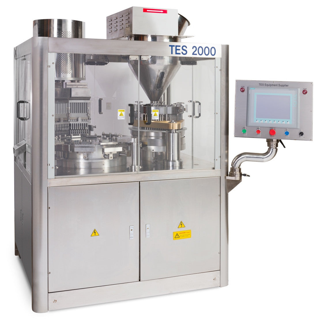 TES 2000 Automatic Capsule Filler