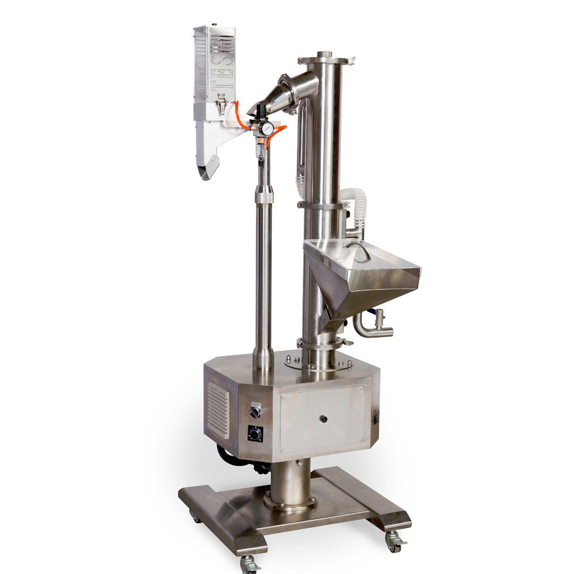 VCP Vertical Capsule Polisher