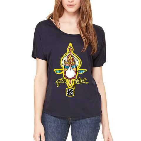 Lebo Art - Guide and Protect - Women's Limited Edition - T-Shirt