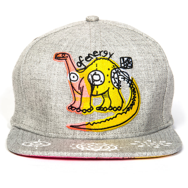 Lebo Art - An Endless Transference of Energy - Flexfit Hat