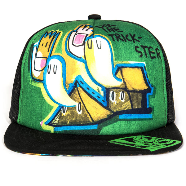 Lebo Art - Witnesses and Metamorphosis - Trucker Hat