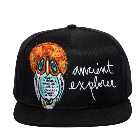 Lebo - Ancient Explorer - Snapback Hat