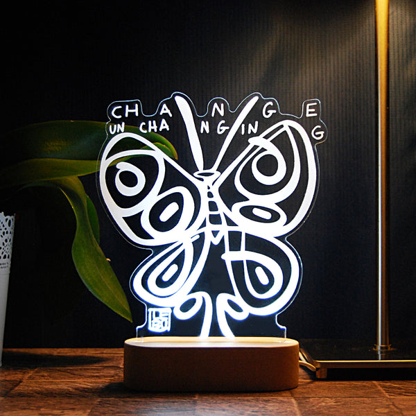 Change Unchanging - A Beacon Of Light Series