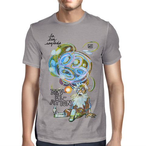 Lebo - Within the Sacred Light - Men's T-Shirt