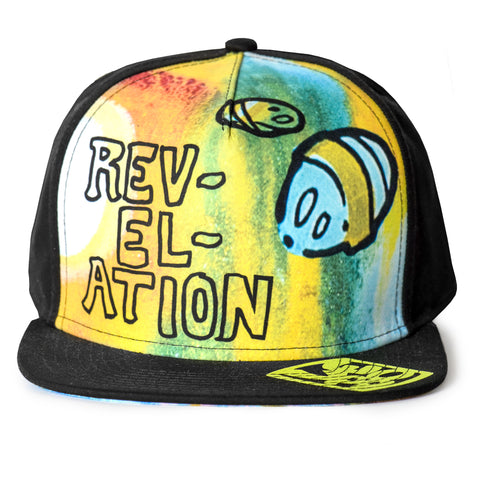 Lebo - Within the Sacred Light - Snapback Hat