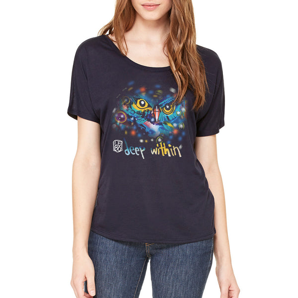 Lebo - Deep Within - Women's T-Shirt