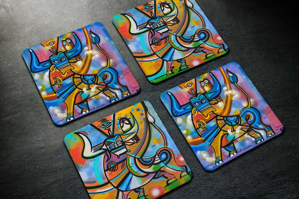 The Age Of Taurus - Coasters