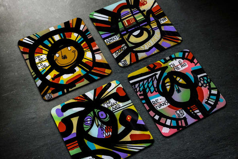 Shine, Love - Coasters
