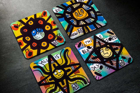 All in One - Coasters
