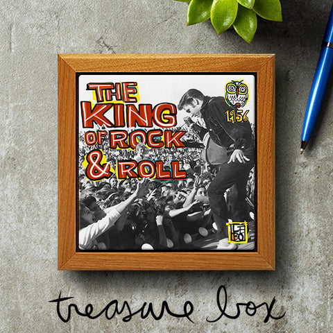 The King Of Rock & Roll - Treasure Box
