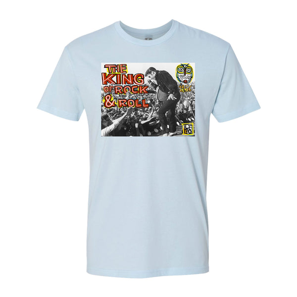 The King Of Rock & Roll - Men's T-Shirt