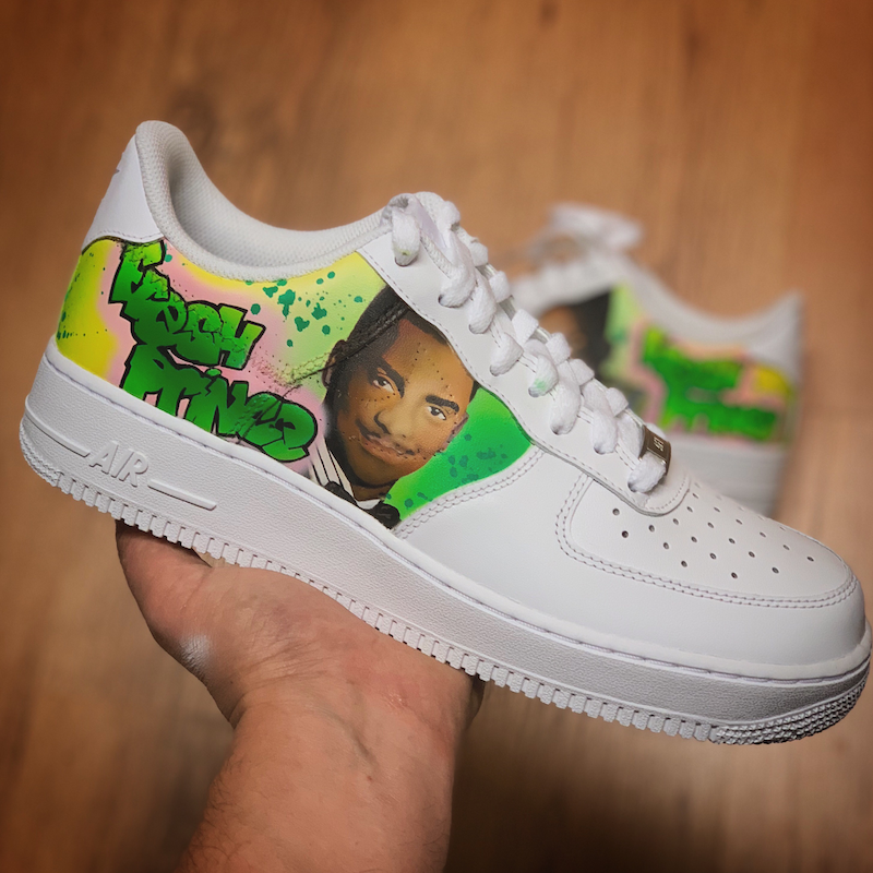 Custom Sneaker Ideen - Music Artists,