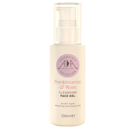 Amphora Aromatics Frankincense & Rose Cleansing Face Gel 100ml