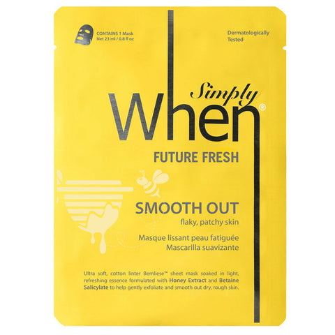 When - Simply When Future Fresh Mask