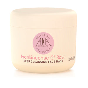 Amphora Aromatics Frankincense & Rose Clay Face Mask 100ml