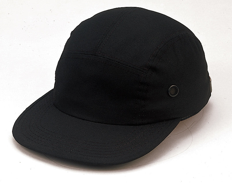 8d34ce3af0310 Rothco 5 Panel Rip-Stop Military Street Cap Black