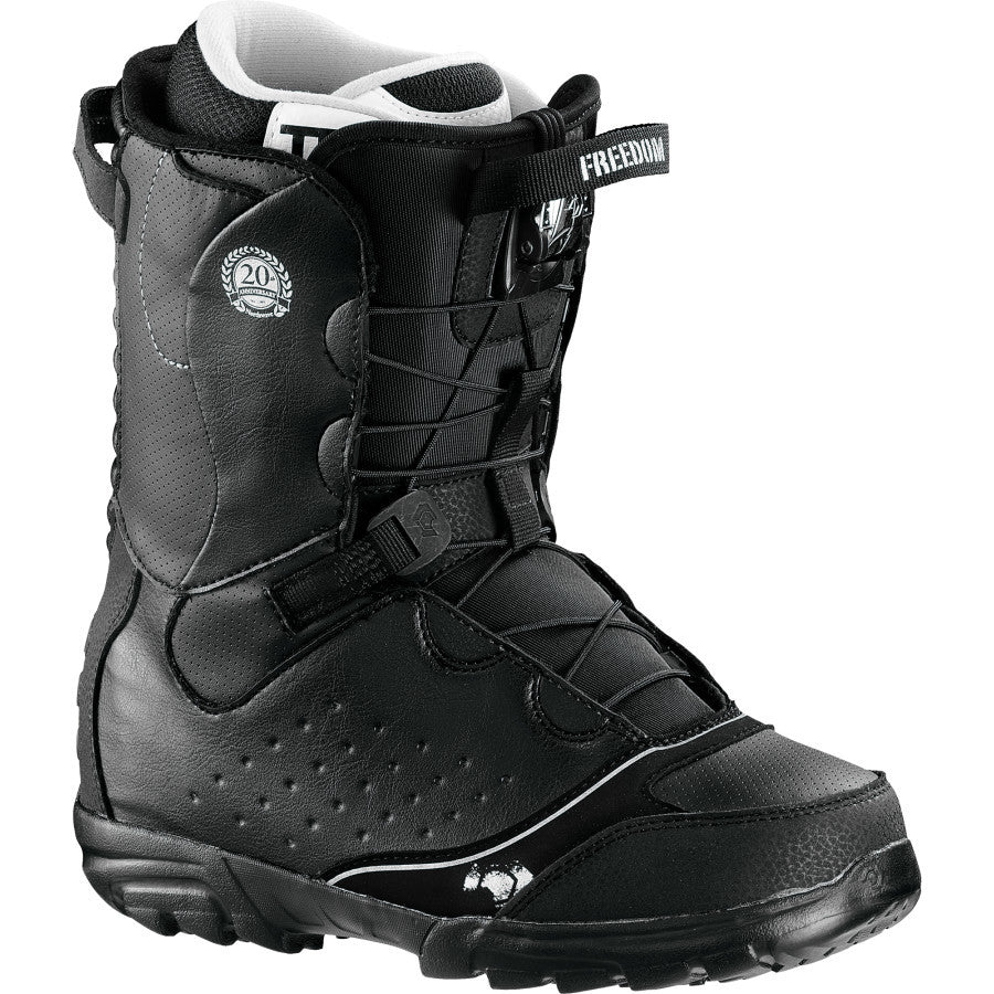 Northwave Dahlia Black Womens Snowboard Boots Size 8 5 Only Sale Thuro