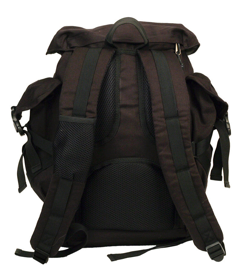 Ground Control Canvas Backpack Sale  7e44974943037