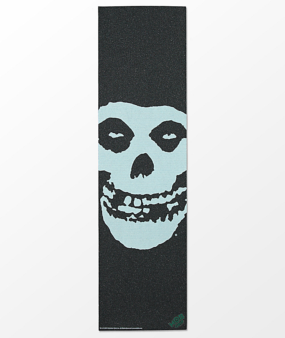 Griptape Mob Grip Tape Misfits Med Graphic Logo by Mob Skateboards Grip Tape