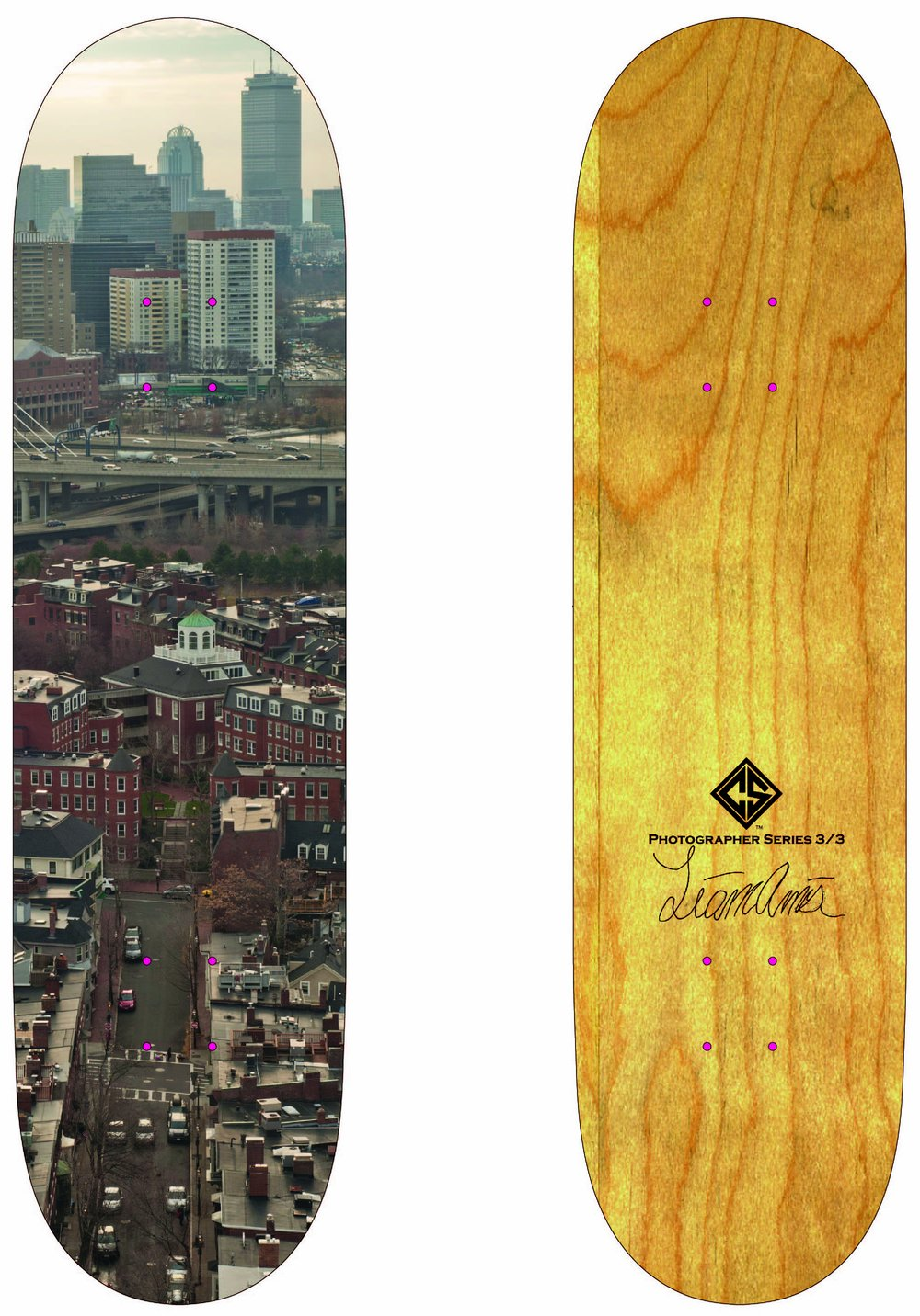 Skateboards: Decks | THURO